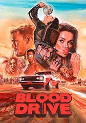 TV - Blood Drive - Tracy Perkins - Set Dresser
