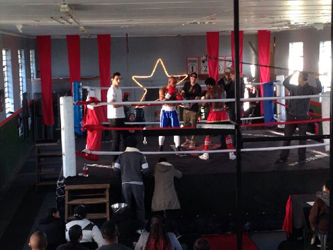 JAB - Boxing Ring