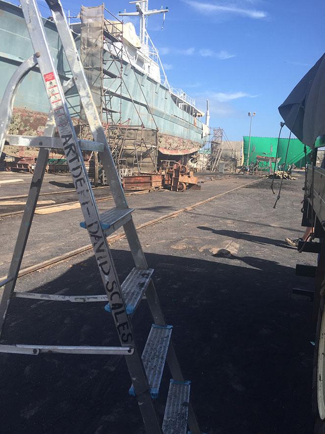 The Odyssey - Dockyard 2