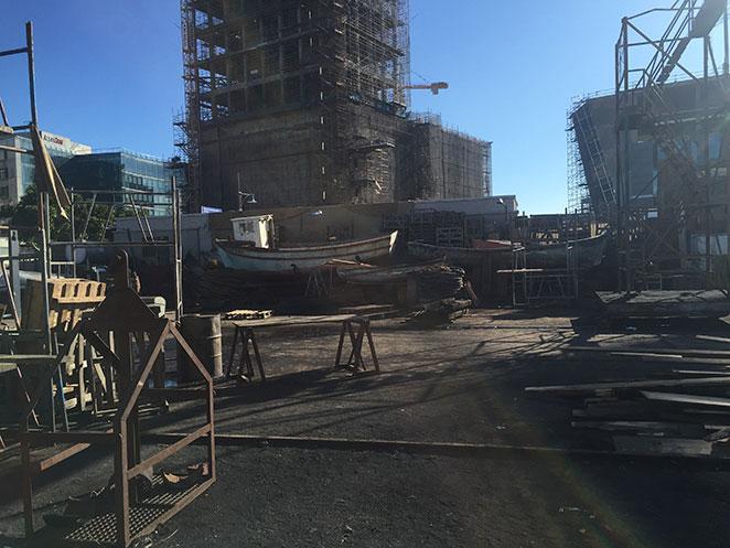 The Odyssey - Dockyard