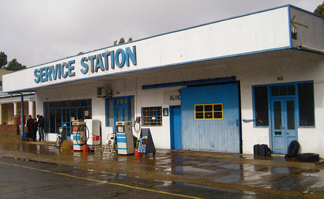 Commercial - Service Station