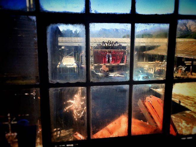 Blood Drive - Mayhem Party Bus - Tracy Perkins - Set Dresser