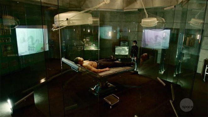 Blood Drive - Theatre - Tracy Perkins - Set Dresser