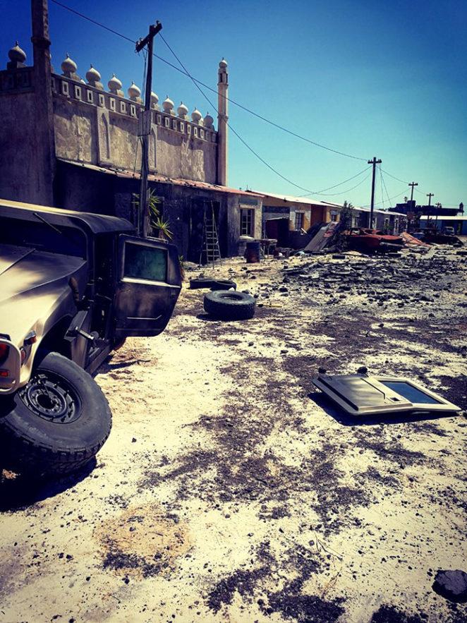 Escape Room - Afganistan Explosion