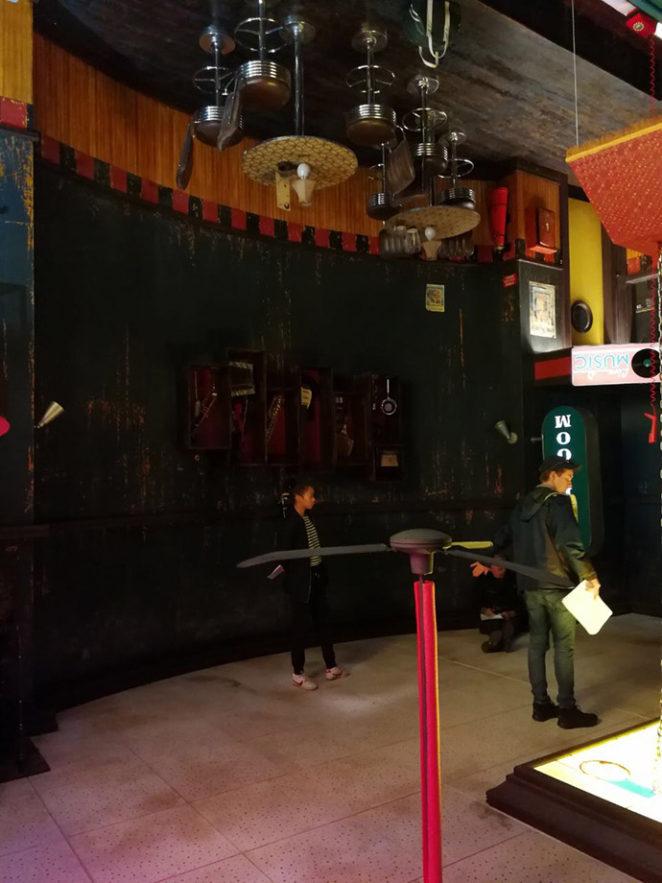 Escape Room - Billiards Room
