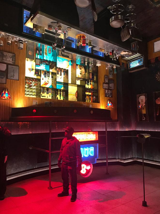 Escape Room - Billiard's Room