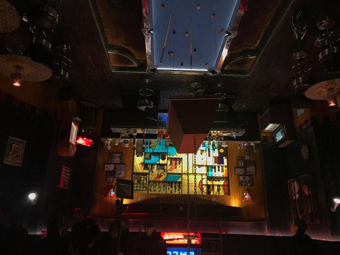 Escape Room - Upside Down Billiard's Room