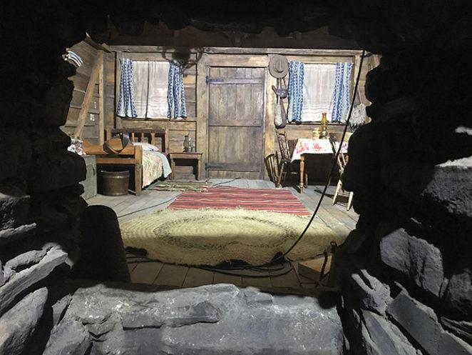 Escape Room - Cabin Interior