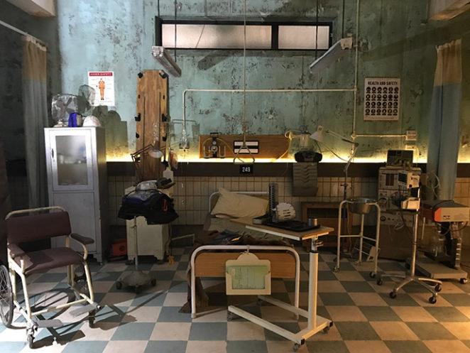 Escape Room - Hospital Room