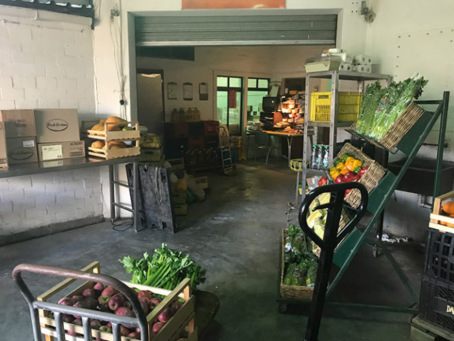 Escape Room - Market Storeroom
